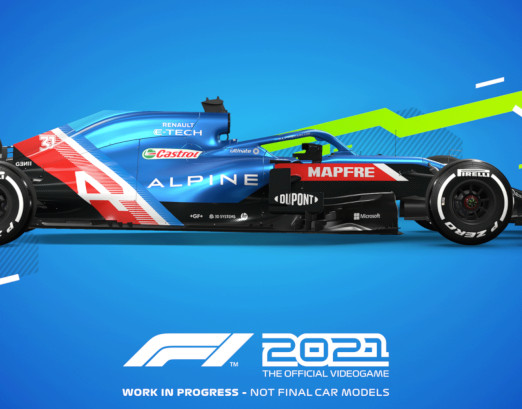 Anunciado F1 2021