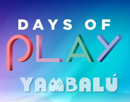 Days of Play 2021, toda la información